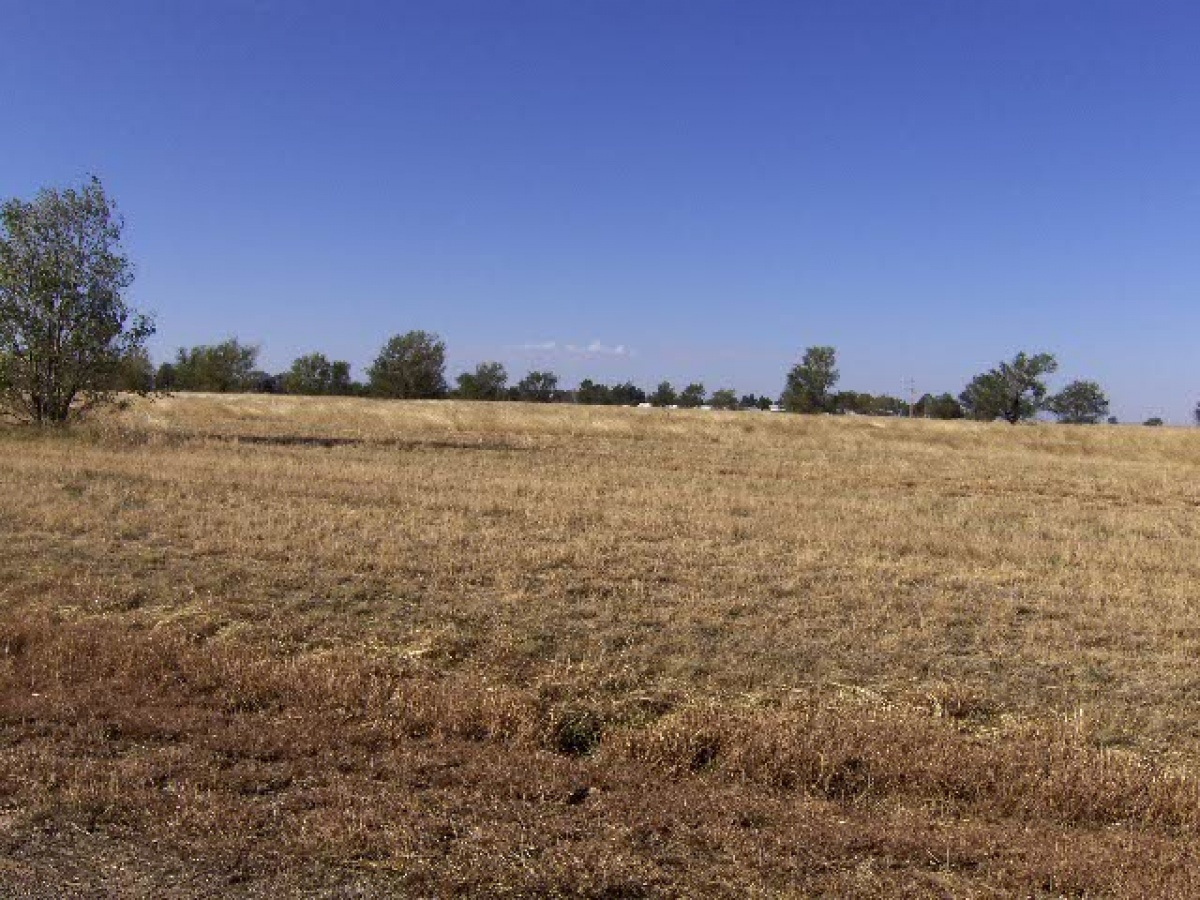 One acre site for custom home!