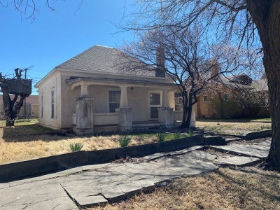 609 Denrock Avenue, Dalhart, Dallam, Texas, United States 79022, 2 Bedrooms Bedrooms, ,1 BathroomBathrooms,Single Family Home,Sold Properties,Denrock Avenue,1217