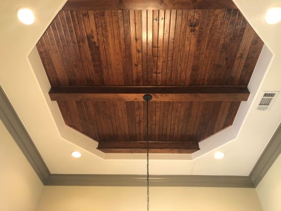 Formal Dining Room Ceiling