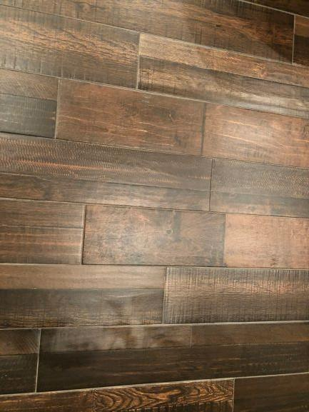 tile wood plank floors/living/hall/2 bedroom/office/Formal dining