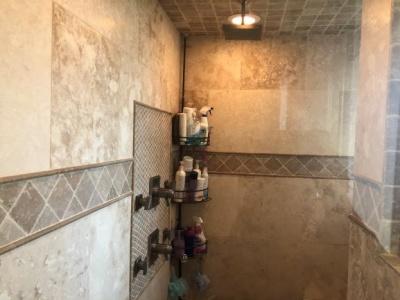 Master Bedroom Walk-in Shower