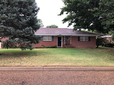 1817 Oak Ave, Dalhart, Hartley, Texas, United States 79022, 3 Bedrooms Bedrooms, ,2.5 BathroomsBathrooms,Single Family Home,Residential Properties,Oak Ave,1294