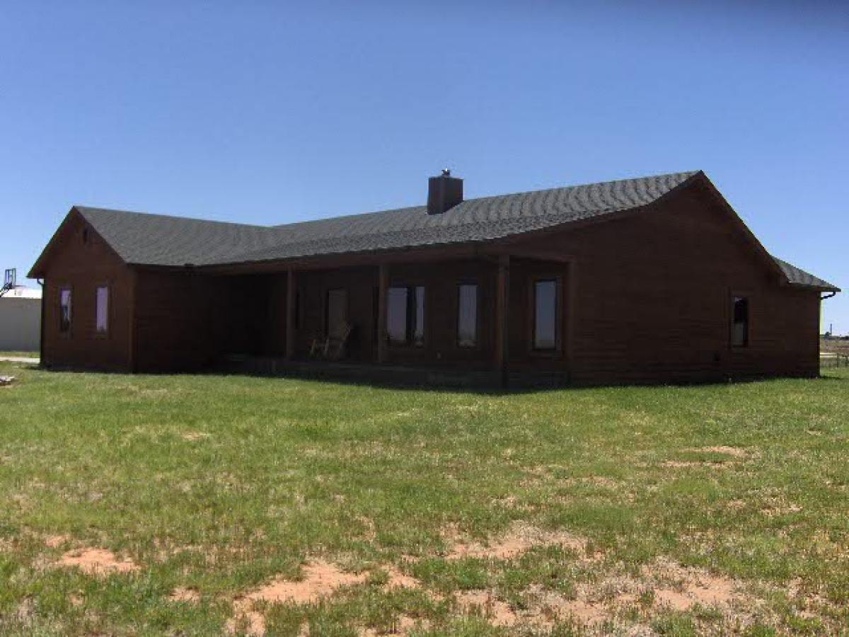 5 bedrooms with shop & acreage